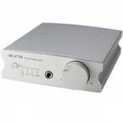 Aune X1S ESS9018K2M 32Bit 384KHz DSD DAC Headphone Amplifier – Silver (2)