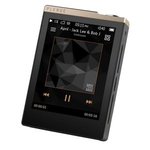 Cowon Plenue D 32GB High Resolution Music Player - Gold