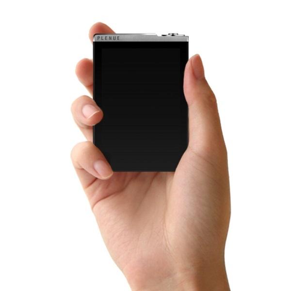 Cowon Plenue D High Resolution Music Player 32GB – Silver Black (3)