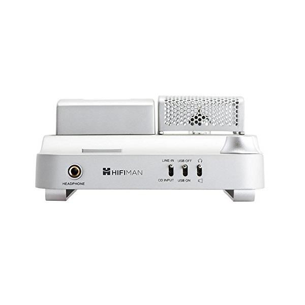 HiFiMan EF100 Hybrid Powerful Headphone Amp Dac (2)