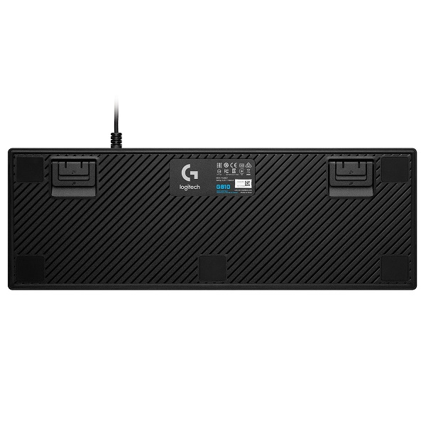 Logitech G810 Orion Spectrum RGB Mechanical Gaming Keyboard (5)