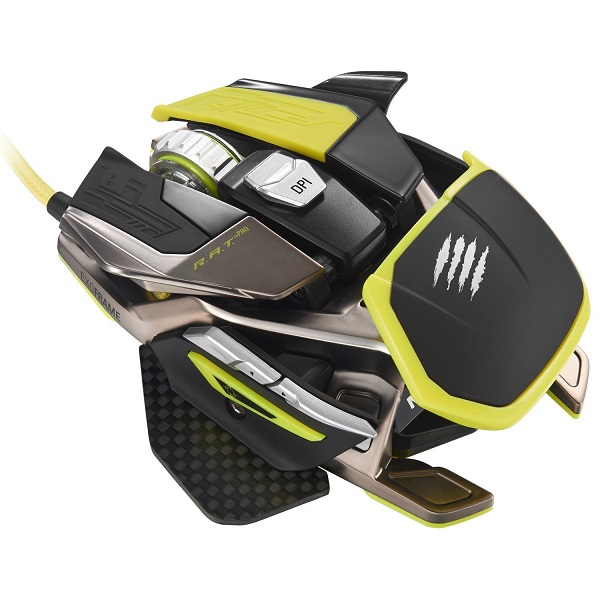 Mad Catz R.A.T PRO X Ultimate Gaming Mouse (4)