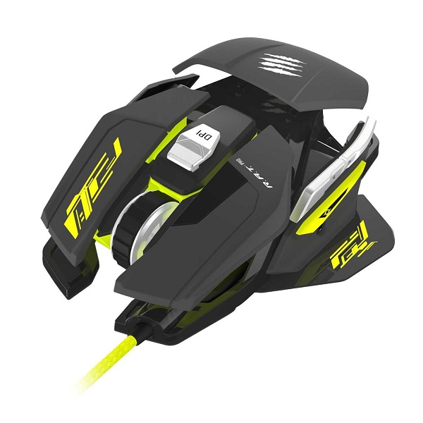 Mad Catz R.A.T. PRO S Wired Optical Gaming Mouse (4)