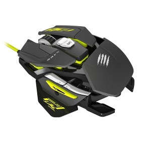 Mad Catz R.A.T. PRO S Wired Optical Gaming Mouse (7)