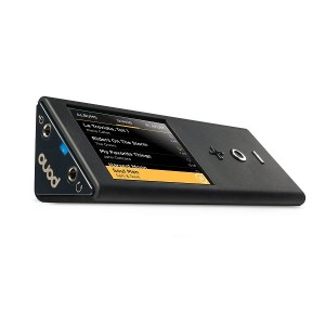 PonoMusic Portable High Resolution Music Player - Black (3)
