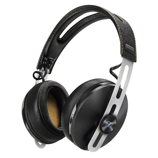 Sennheiser Momentum 2 Wireless Headphones –  Black (1)