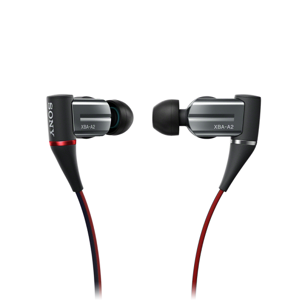 Sony XBA-A2 Hybrid Balanced Armature In-Ear Headphone (1)