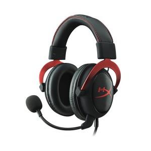KingStone HyperX Cloud II Gaming Headset - Red (3)