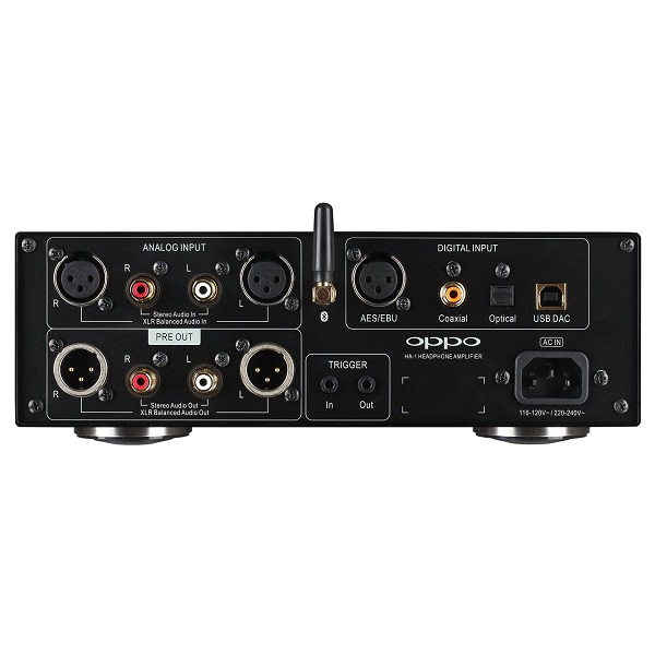 OPPO HA-1 Reference Class A Balanced Headphone Amplifier  DAC , Stereo Pre-Amplifier (6)