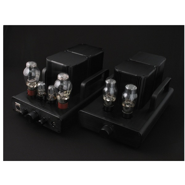 Woo Audio WA5-LE Light Edition 300B Single-Ended Triode Class-A Headphone Amplifier – Black (2)