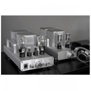 Woo Audio WA5-LE Light Edition 300B Single-Ended Triode Class-A Headphone Amplifier – Silver (1)