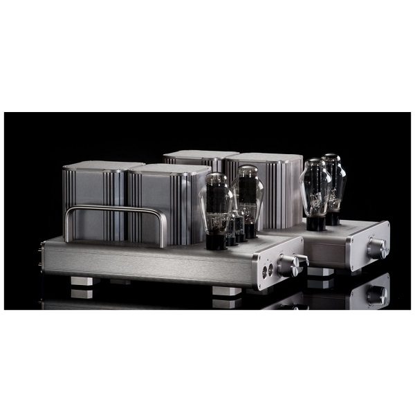 Woo Audio WA5-LE Light Edition 300B Single-Ended Triode Class-A Headphone Amplifier – Silver (4)