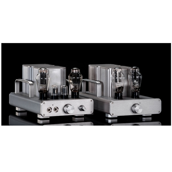 Woo Audio WA5-LE Light Edition 300B Single-Ended Triode Class-A Headphone Amplifier – Silver (5)