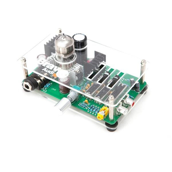 Bravo Audio V3 Class A EH6922 Headphone Amplifier (8)