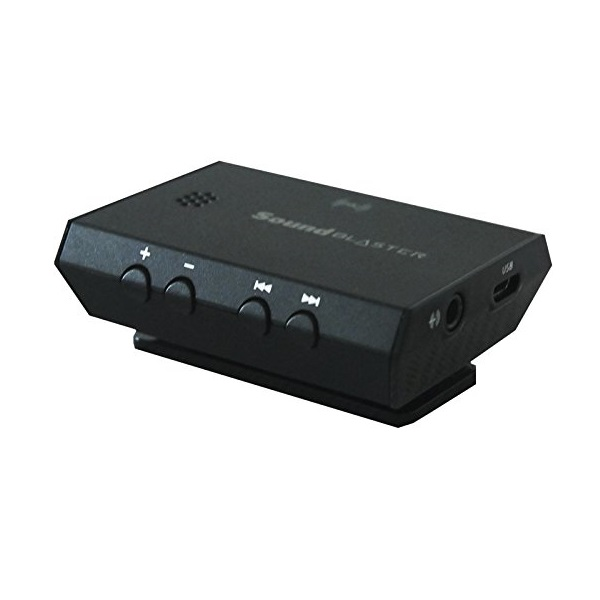 Creative Sound Blaster E3 USB DAC Headphone Amplifier Bluetooth & NFC (2)