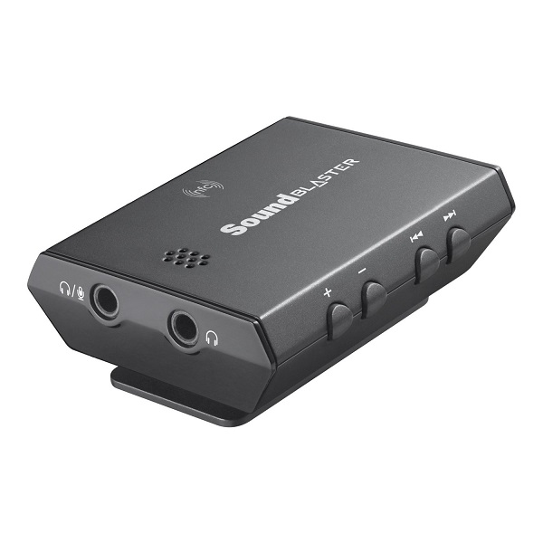 Creative Sound Blaster E3 USB DAC Headphone Amplifier Bluetooth & NFC (5)
