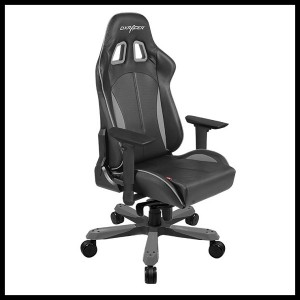 DX Racer King Series Gaming Chair - Black (1)