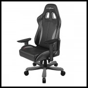 DX Racer King Series Gaming Chair – Black (2)