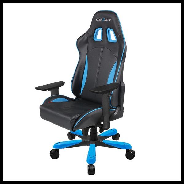 DX Racer King Series Gaming Chair – Black Blue (3)