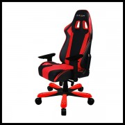 DX Racer King Series Gaming Chair – Black Red (1)