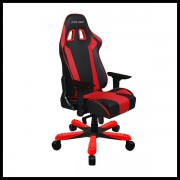 DX Racer King Series Gaming Chair – Black Red (2)