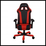 DX Racer King Series Gaming Chair – Black Red (3)