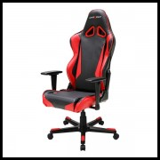 DX Racer Racing Series Gaming Chair – Black RED ( RED LED ) (2)