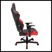 DX Racer Racing Series Gaming Chair – Black RED ( RED LED ) (3)