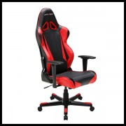 DX Racer Racing Series Gaming Chair – Black RED ( RED LED ) (4)