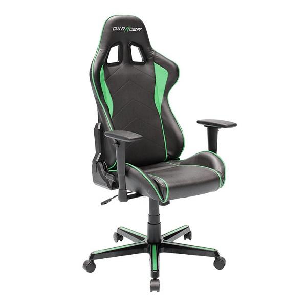 DXRacer Formula Series Gaming Chair – Black Green (4)