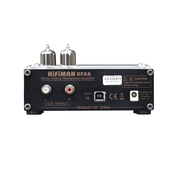 HIFIMAN EF2A USB Digital To Analog Converter & Headphone Amplifier (4)