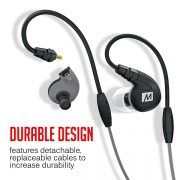 MEE Audio M7P Sports In-Ear Headphones Universal Remote Headphones