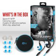MEE Audio M7P Sports In-Ear Headphones Universal Remote Headphones