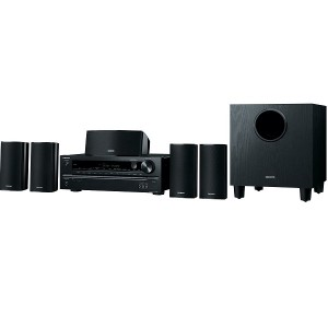 Onkyo HT-S3700 5.1-Channel Home Theater Receiver Speaker Package (1)