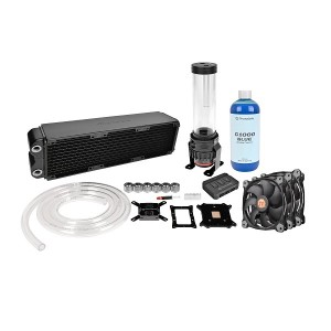 Thermaltake PACIFIC DIY LCS RL360 RGB Riing Edition Water Cooling Kit (5)