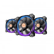 Thermaltake Riing 14 RGB High Pressure 140mm LED Ring Fan (3)