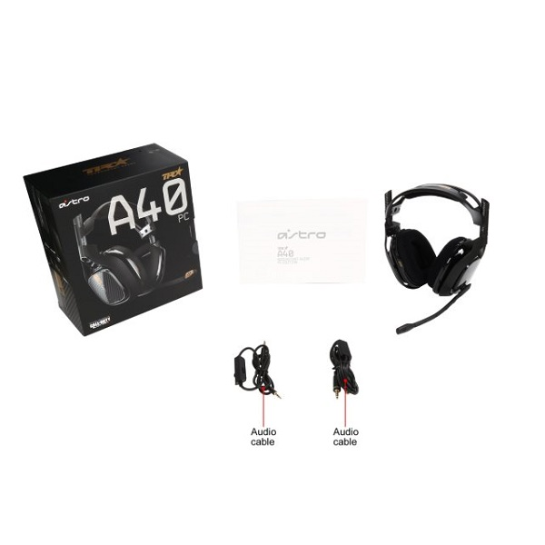 ASTRO Gaming A40 TR PC Gaming Headset – Black (6)