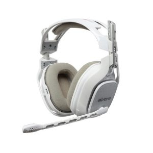 ASTRO Gaming A40 TR PC Gaming Headset - White (1)