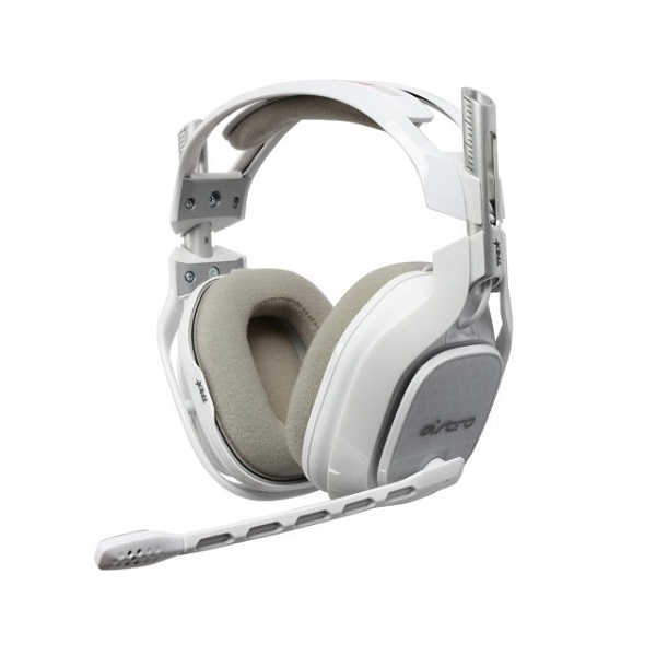 ASTRO Gaming A40 TR PC Gaming Headset – White (1)