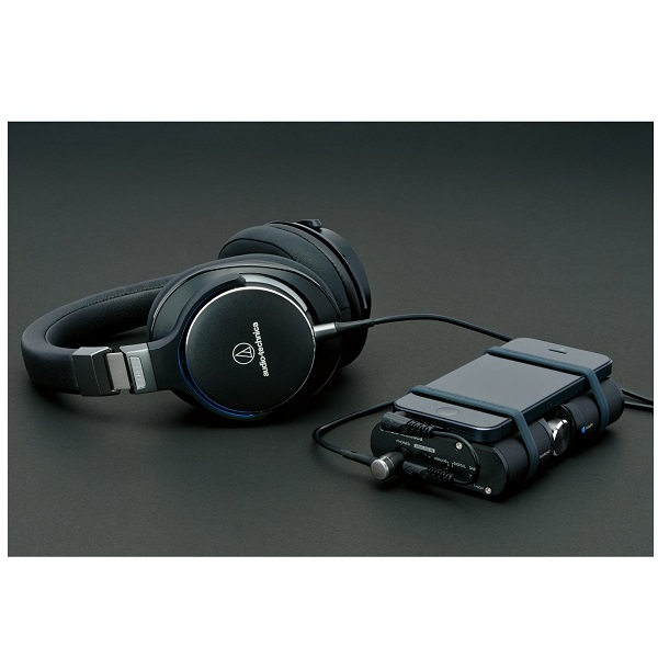 Audio Technica AT-PHA100 Portable Digital To Analog Converter & Headphone Amplifier (5)