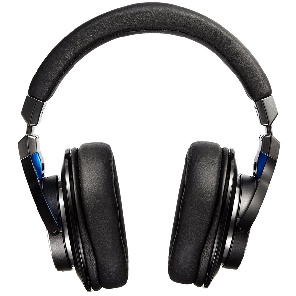 Audio-Technica ATH-MSR7 SonicPro Over-Ear High-Resolution Audio Headphones – Black (2)