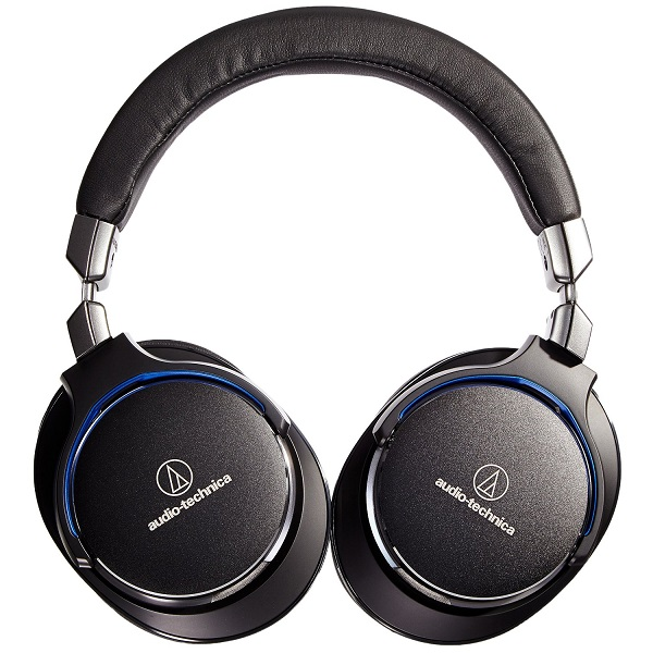 Audio-Technica ATH-MSR7 SonicPro Over-Ear High-Resolution Audio Headphones – Black (4)