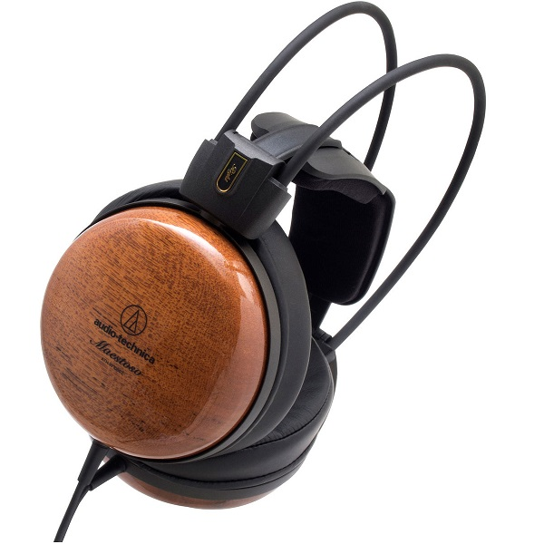 Audio Technica ATH-W1000Z Audiophile Closed-Back Dynamic Wooden Headphones (4)