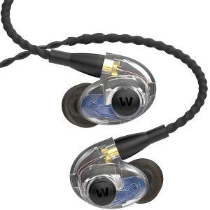Westone AM Pro 20 Dual-Driver Universal Ambient In-Ear Monitors Headphones