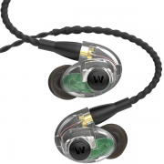 Westone AM Pro 30 Triple Driver Universal Ambient In-Ear Monitors Headphones