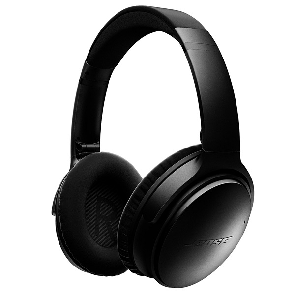 Bose QuietComfort 35 Wireless Noise Cancelling Headphone – Black (1)