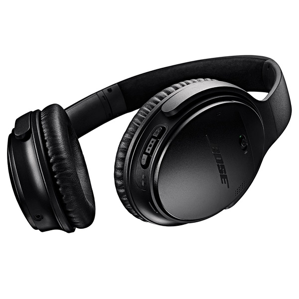 Bose QuietComfort 35 Wireless Noise Cancelling Headphone – Black (3)