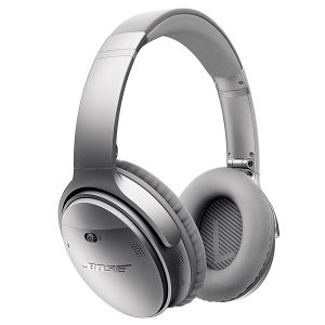 Bose QuietComfort 35 Wireless Noise Cancelling Headphone - Silver (1)