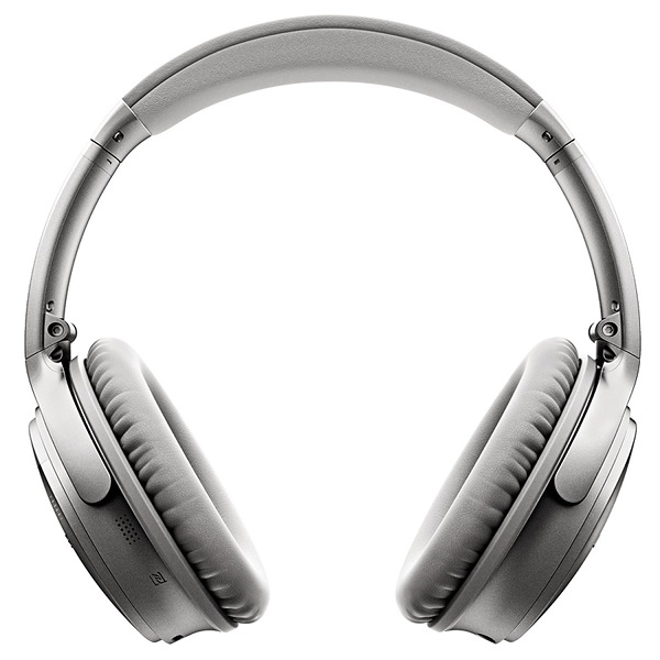Bose QuietComfort 35 Wireless Noise Cancelling Headphone – Silver (5)