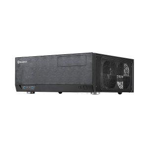 SilverStone GD09B Grandia Series Aluminum HTPC Computer Case (3)